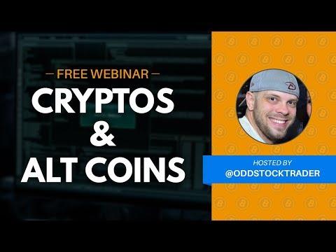 Crypto Trading Basics Webinar