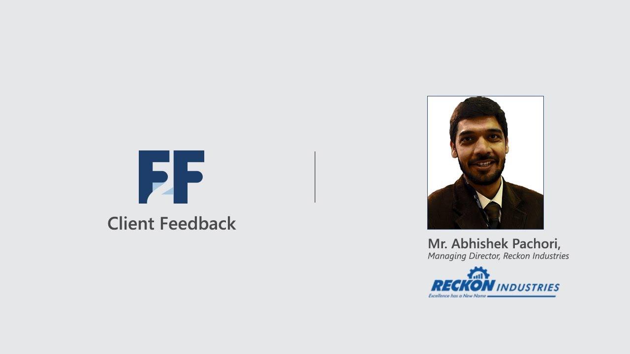 Client Feedback | Mr. Abhishek Pachori | Testimonial Video | Fibre2Fashion