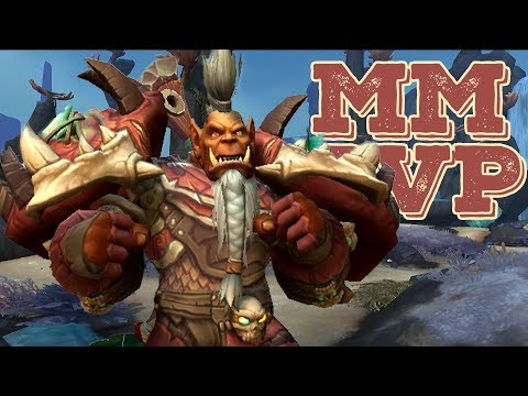 Marksmanship Hunter PvP 8.2 Feeling The beat 6 ►RISE OF AZSHARA◄