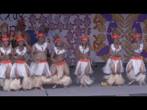 Mangere College - Ura Pau - Cook Islands Stage