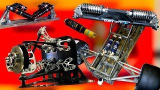 Что такое подвеска push rod в спортивных автомобилях, какую подвеску ставят в гран туризмо авто