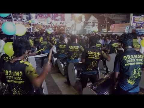 Granma Nasik Dhol Thrissur | High Beats | Kuttur palliperunnal kerala