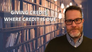 Giving Credit
