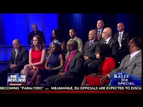 Black Lives Matter Protest - The Kelly File