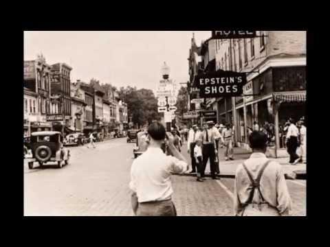 Lancaster, Ohio Looking Back 1936