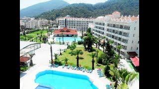 Pineta club hotel 4* Marmaris (Турция Мармарис)/обзор отеля