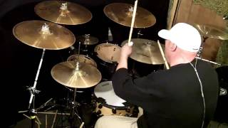 """Charlie Brown"" Linus & Lucy Theme Song (Drum Cover)"