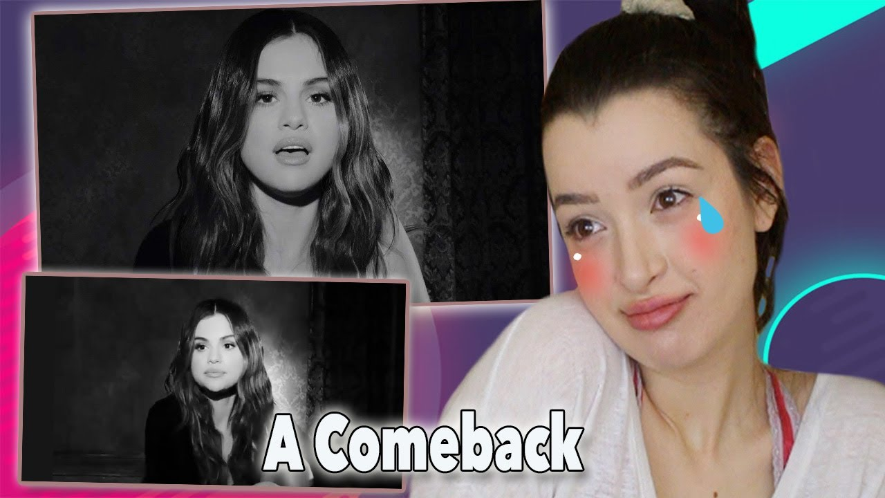 Lose You To Love Me Selena Gomez Audio Mv Reaction