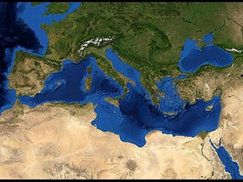 { هل تعلم } البحر الأبيض المتوسط