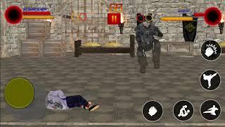 Marcus vs Law #41 SuperHeroes Street Fighter | Modern Fighting Games