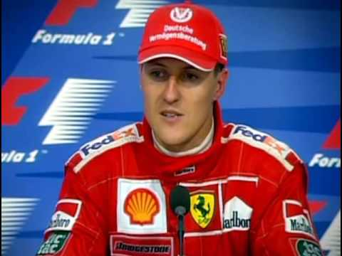 Michael Schumacher Tribute - F1 2006 Season Review