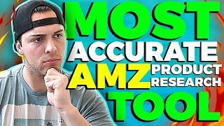 Whats The Most Accurate AMZ Product Research Tool? Comparing My Sales To Amazon FBA Tools