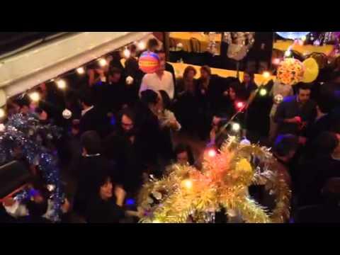 Party post opening alla Sala Venezia, Milano 2014