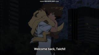 digimon adventure tri welcome back Taichi!