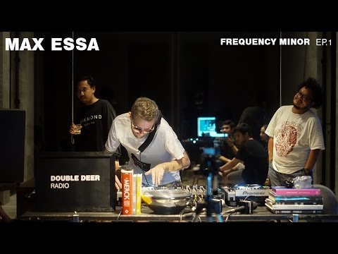 Frequency Minor Ep. 1 /w Max Essa | Radio | Double Deer