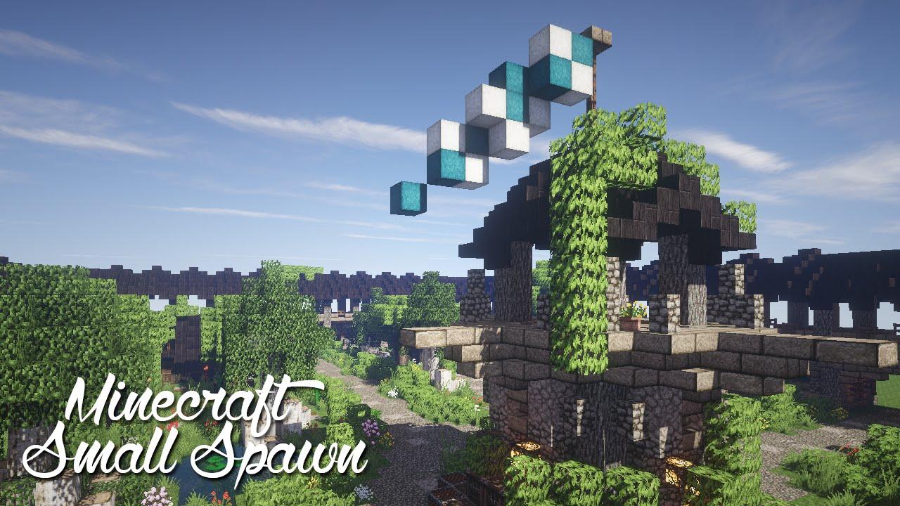 Best Minecraft Spawn Designs