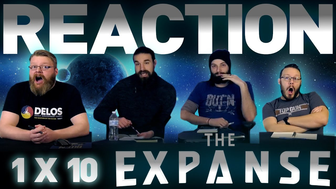 """Download The Expanse 1x10 FINALE REACTION!! """"Leviathan Wakes"""""""