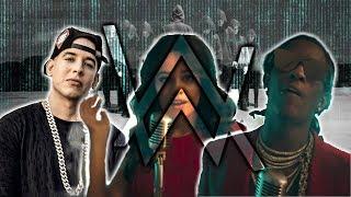 Скачать ALAN WALKER CAMILA CABELLO Havana Alone Remix Ft YOUNG THUG DADDY YANKEE Mashup