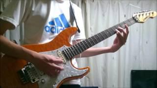 9mm Parabellum Bullet 「スタンドバイミー」 ギターで弾いてみた  【TAB有】