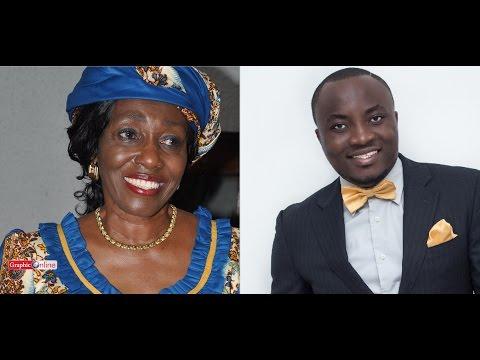 DKB Replies Former First Lady, Nana Konadu Agyeman Rawlings