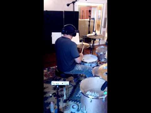 Ricky Roma. Recording session Umberto Tozzi