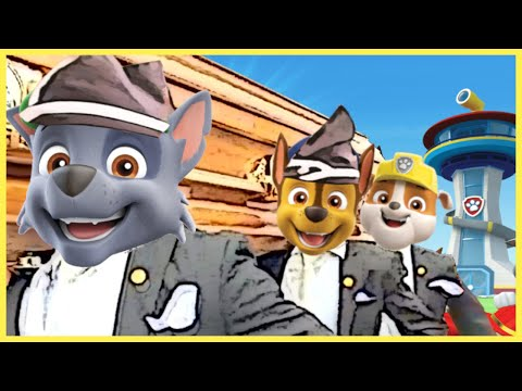 (COVER) - PAW PATROL COFFIN DANCE ON FUNERAL MEME | ASTRONOMIA SONG