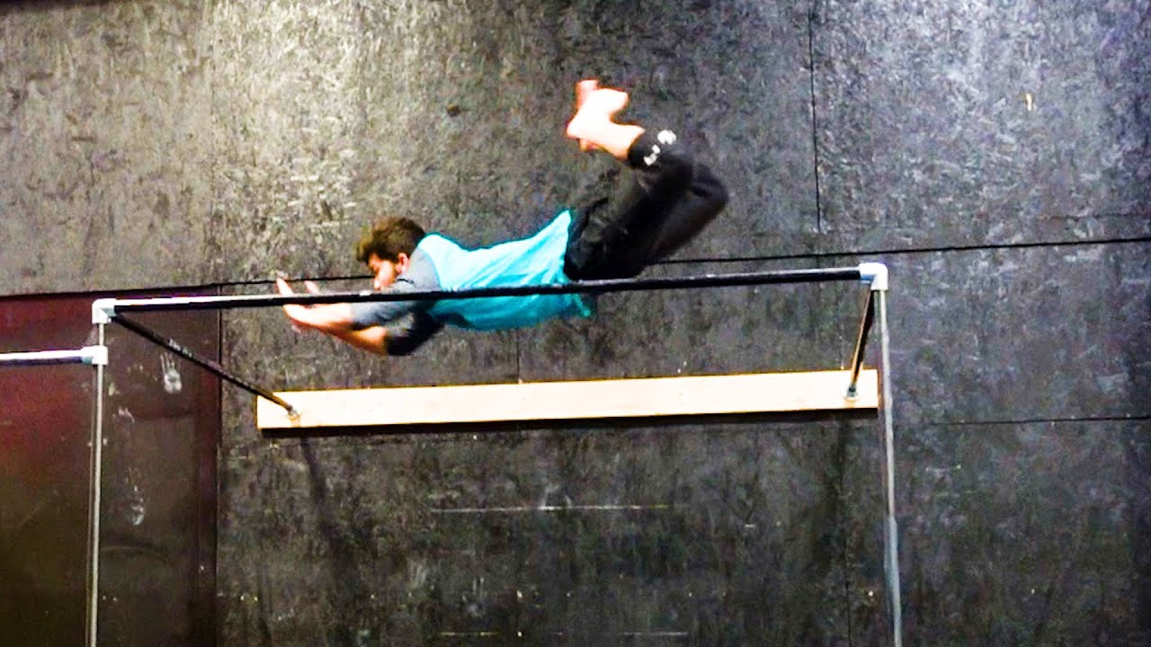 Monthly Training - December 2020 | Parkour and Freerunning