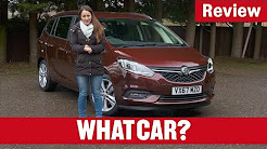 2018 Vauxhall Zafira Tourer MPV review | What Car?