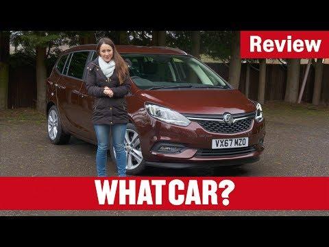 2018 Vauxhall Zafira Tourer MPV review   What Car?
