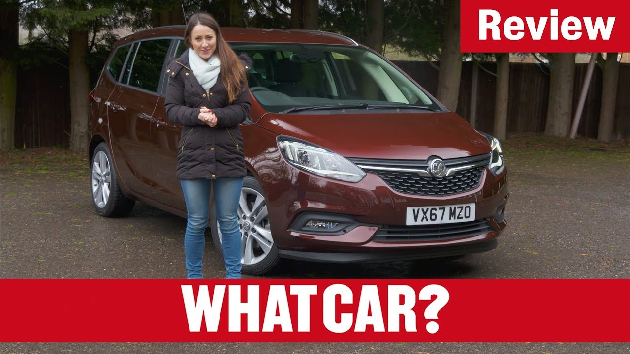 2020 Vauxhall Zafira Tourer Mpv Review What Car Youtube