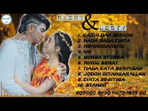 Top 10 Lagu Duet Romantis Rizky & Lesty