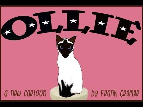 OLLIE cartoon by Frank Cromer, Music by Kolby Wade 2014