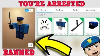 I Became the Roblox ODER POLICE... THEN THIS HAPPENED!