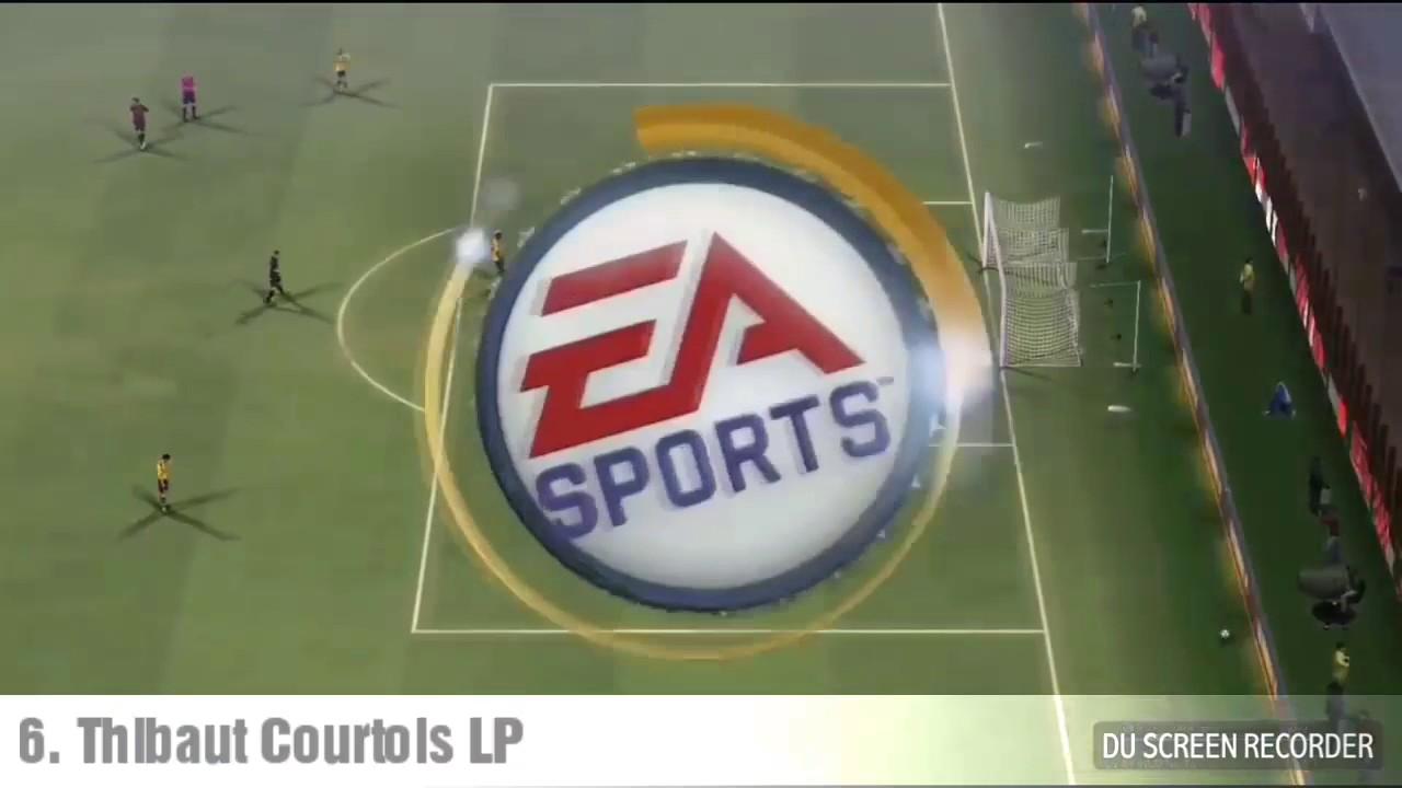 Fifa Online 3 [Fo3] – Top 10 thủ môn đáng tin cậy trong khung thành
