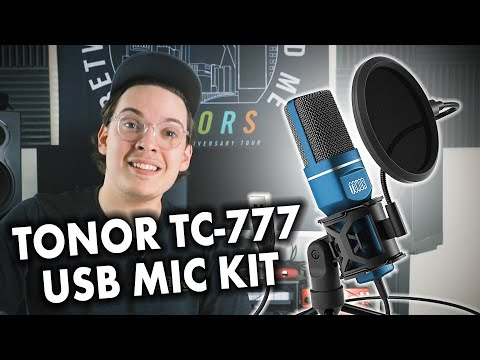 Tonor TC 777 USB Mic Review