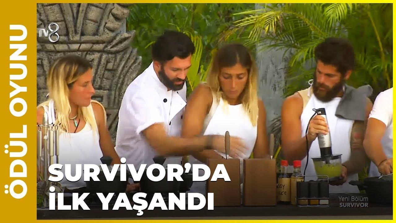 Yemek Oyunu 1. Kısım - Survivor 82. Bölüm