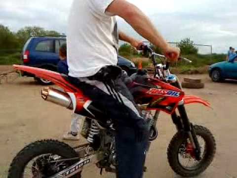 200cc Pit Bike 2 Youtube