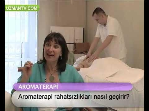 Aromaterapi rahatsızlıkları nasıl geçirir?