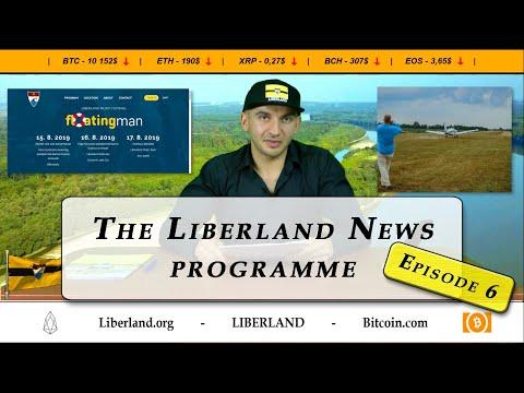 The Liberland News Programme - Episode 6