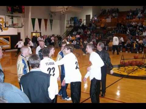2007-2008 Putnam County Varsity Basketball Team - Illinois