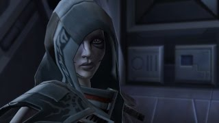 SWTOR - Rattataki - Sith Inquisitor - Light Side - Part 1 - Korriban