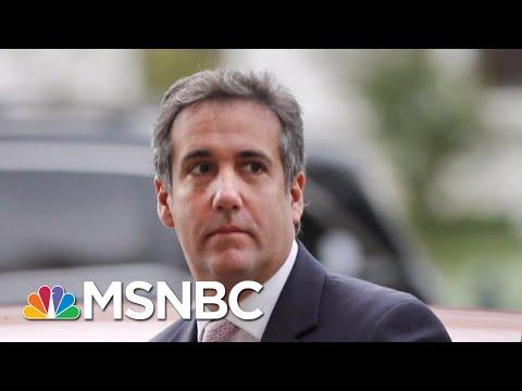 Michael Cohen's Missing Suspicious Activity Reports | The Last Word | MSNBC