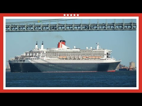 RMS Queen Mary 2 Transatlantic - My Life Will Never Be The Same