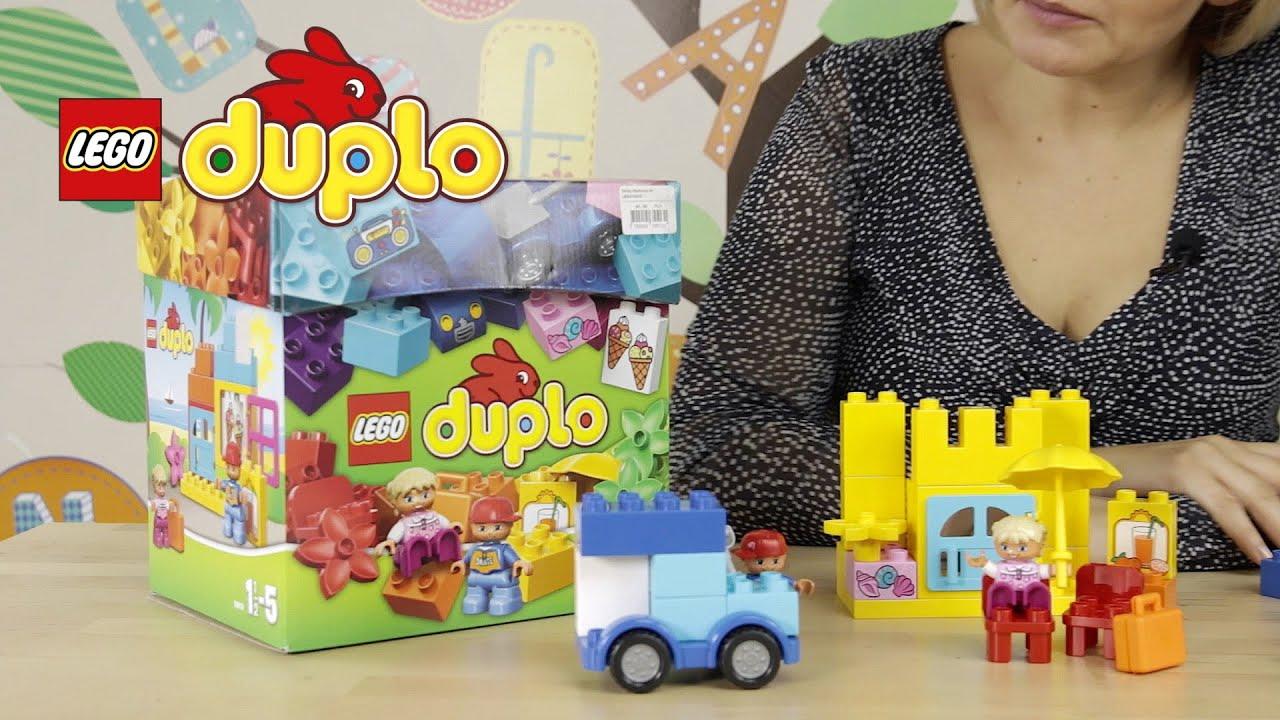 Klocki Lego Duplo My First Zestaw Kreatywnego Budowniczego 10618
