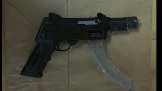 Baixar Beslagtog vapen utskrivna på 3D-skrivare - Nyheterna (TV4)