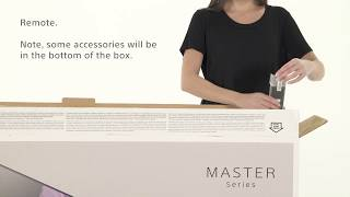 Unboxing and Setup Guide | Sony MASTER Series A9F OLED TV