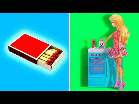 32 CRAZY BARBIE HACKS YOU NEED TO TRY