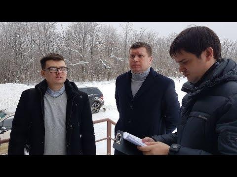 Контрольный выезд в с. Косырёвка Липецкого р-на по предоставлению некачественного жилья сиротам