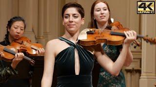 Vivaldi Four Seasons: Spring (La Primavera) complete, Alana Youssefian & Voices of Music RV 269 4K