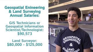 Klein ISD: P2P Pathways, Geospatial Engineering & Land Surveying